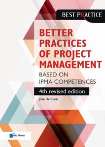 The cover of the book Better Practices of Project Management